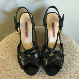Prada Wedge